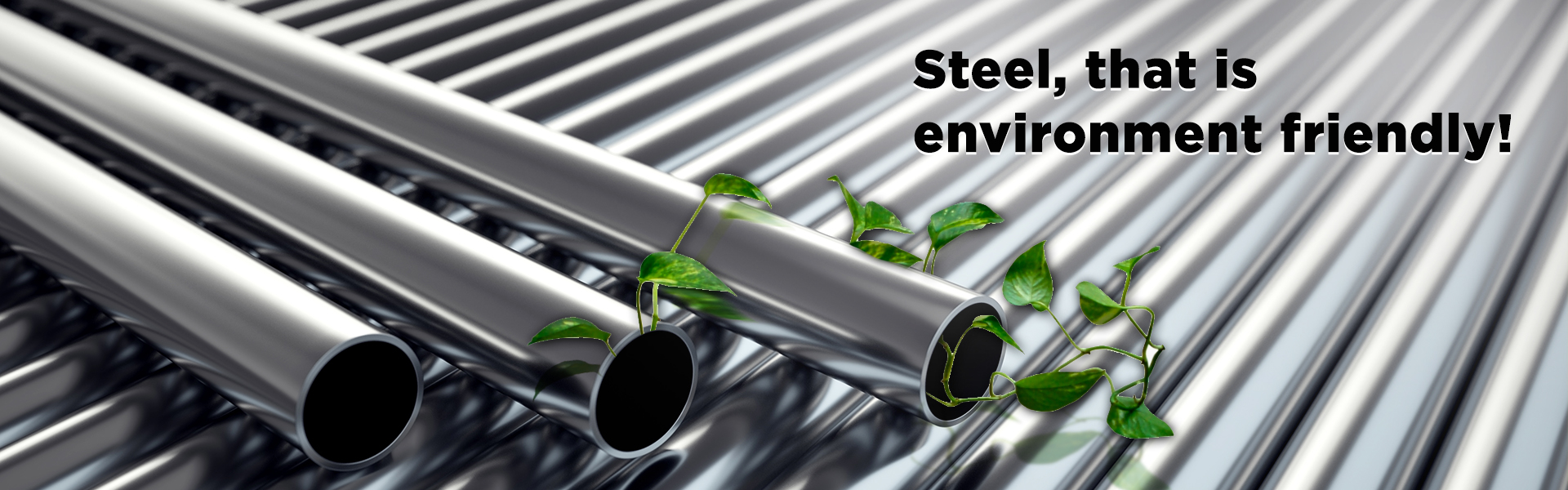 Grey on the outside, Green Inside – Environment Friendly steel building manufacturers is the Future