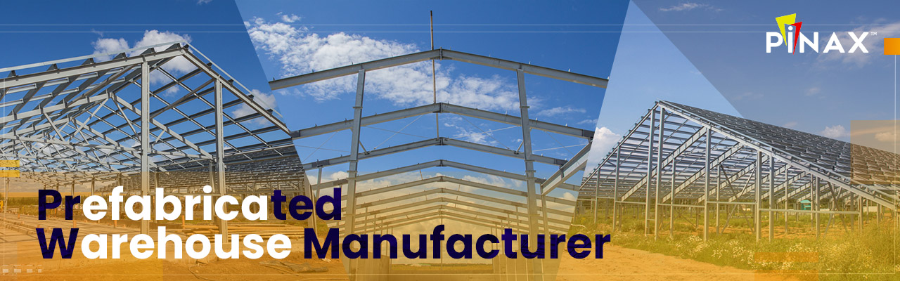 NO 1 Prefabricated Warehouse/Godown Manufacture In India