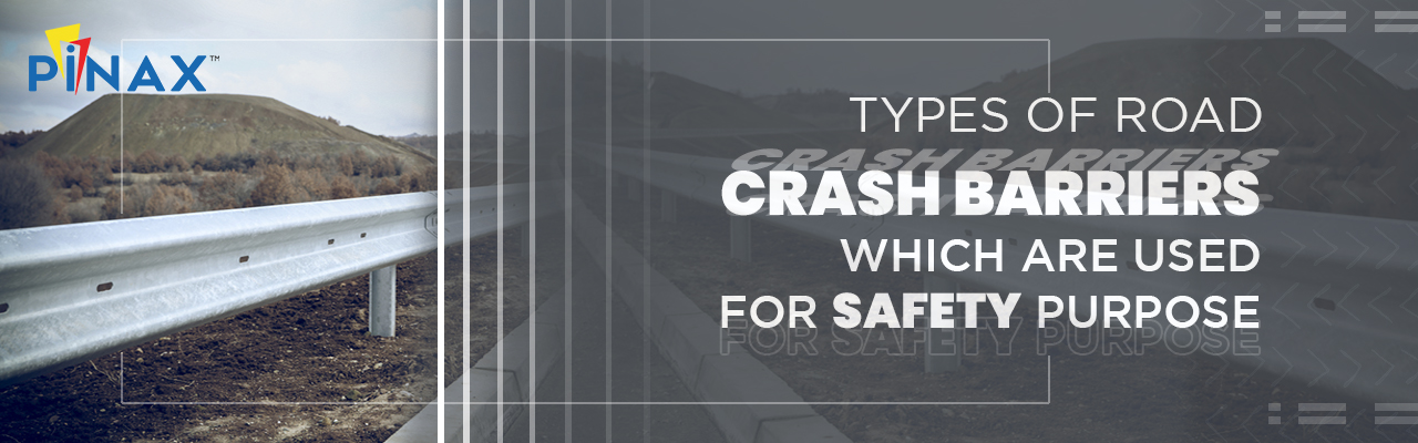 How To Improve Safety Barrier Of Roads With Crash Barriers