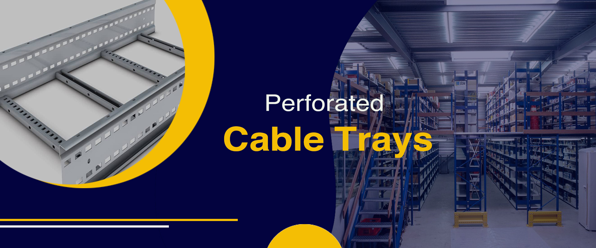 Perforated Cable Trays – How and Why?