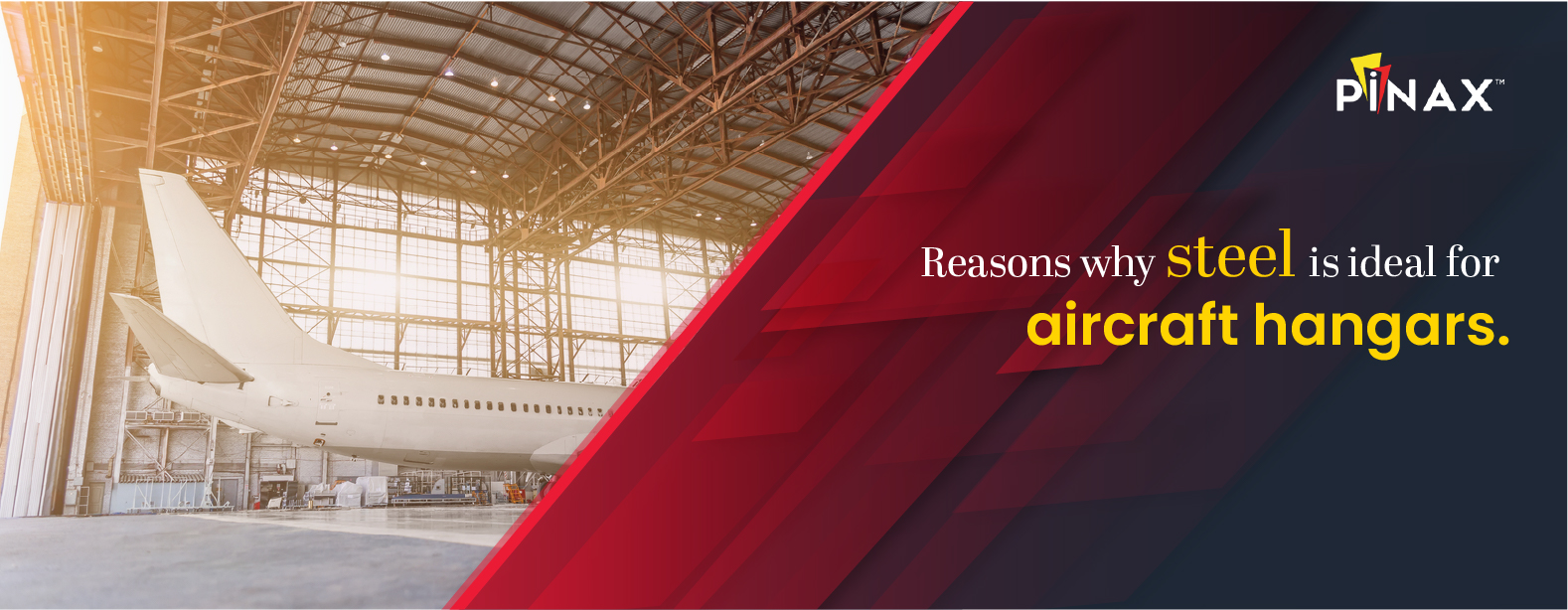 5 Reasons Why Steel Is An Ideal Choice For Aircraft Hangars